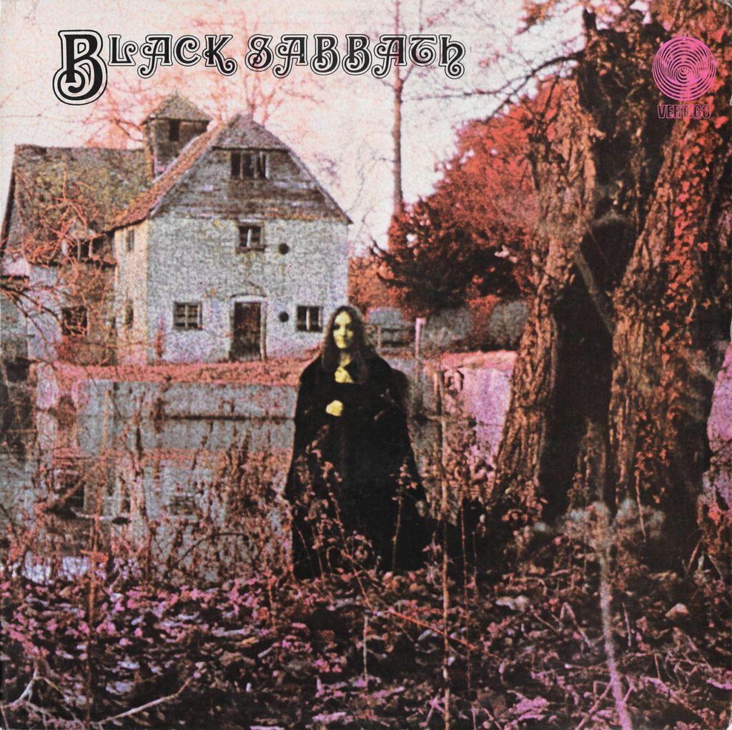 Capa do álbum Black Sabbath