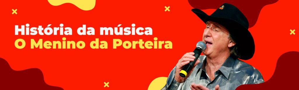 História da música Menino da Porteira