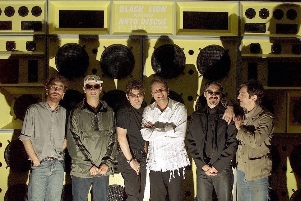 Titãs em 2002