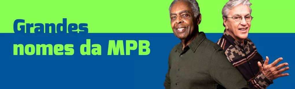 grandes nomes MPB