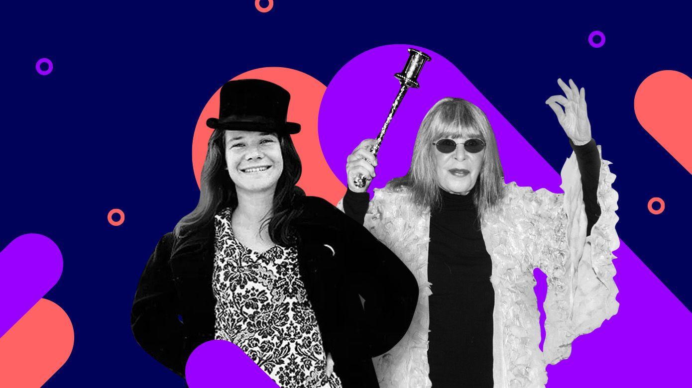 Mulheres do rock: 10 artistas que fizeram história