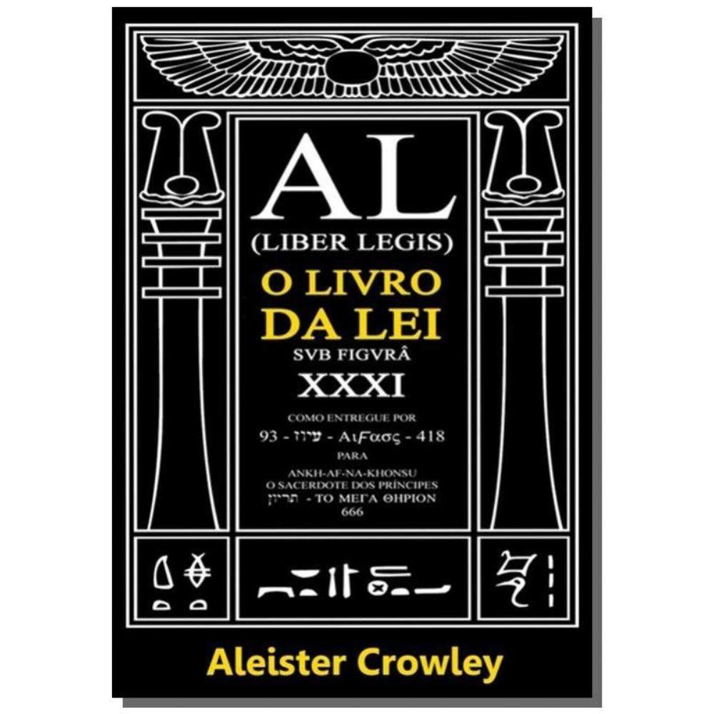 O Livro da Lei, de Aleister Crowley