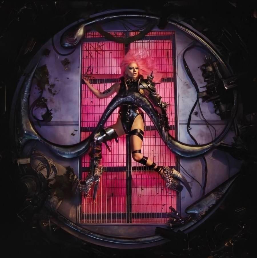 Capa do álbum Chromatica