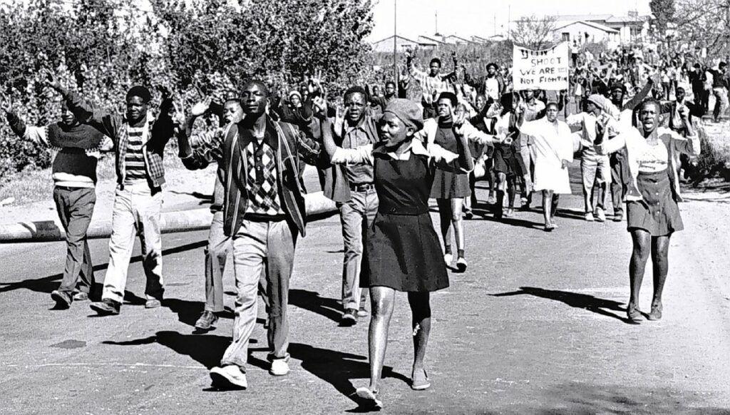 Levante de Soweto