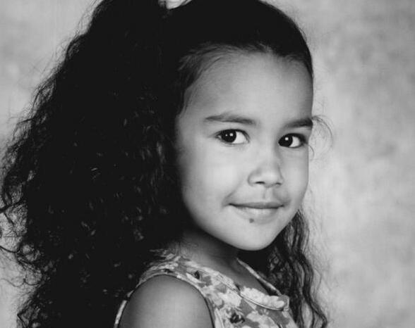 Naya Rivera criança