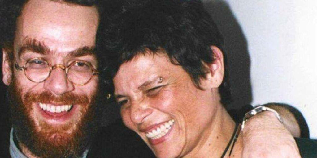 Nando Reis e Cássia Eller