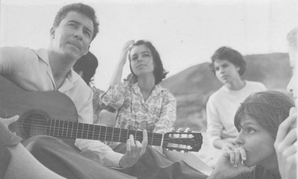 João Gilberto e Nara Leão
