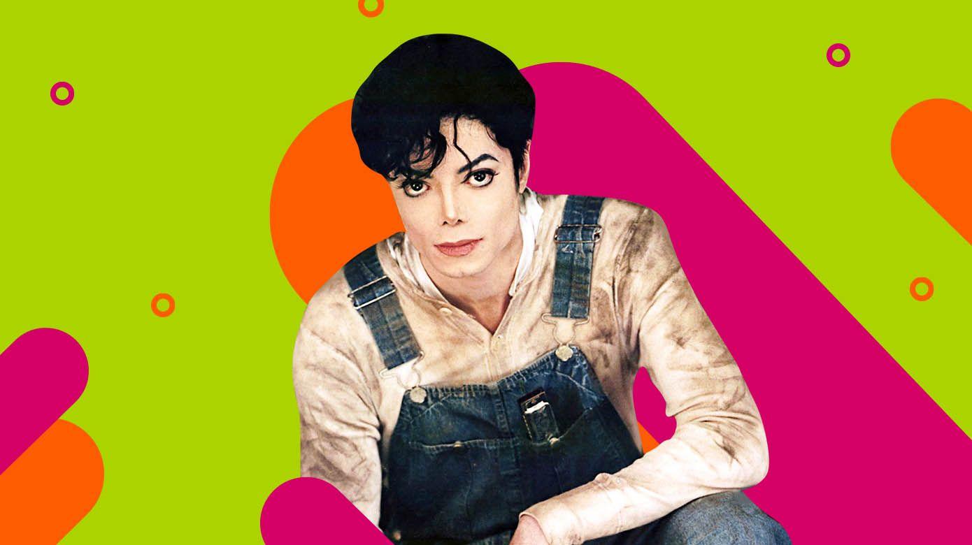 Michael Jackson 40 Jaar