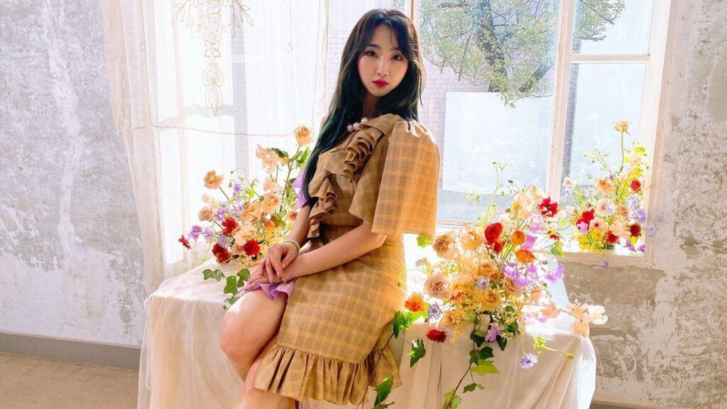 Minzy, integrante do 2NE1