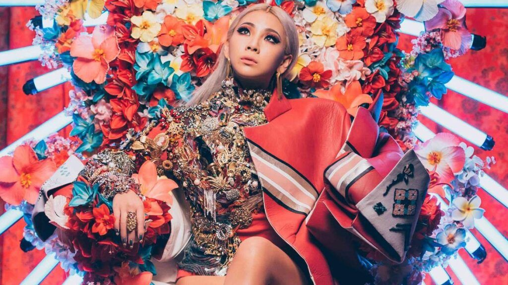 CL, integrante do 2NE1
