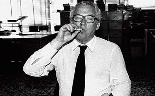 Jornalista Paulo Francis