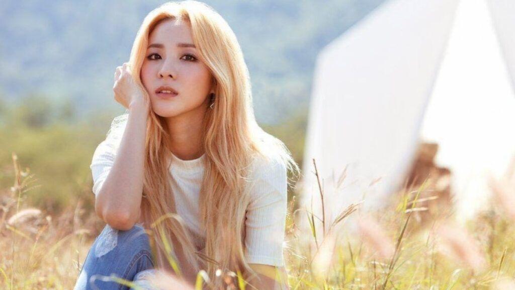 Dara, integrante do 2NE1