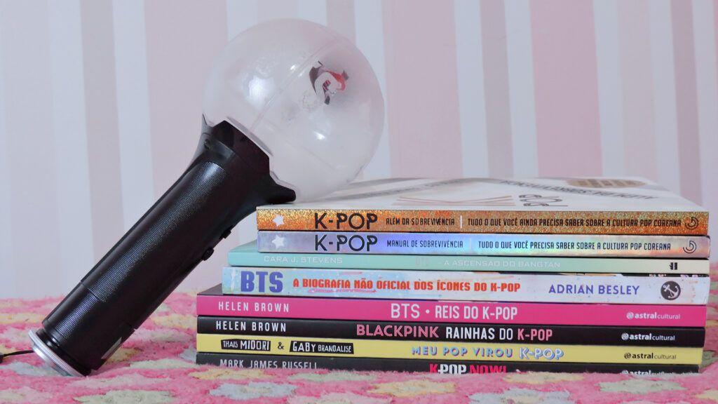 Livros de k-pop