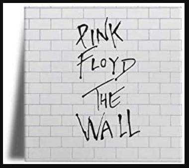 Azulejo decorativo do Pink Floyd