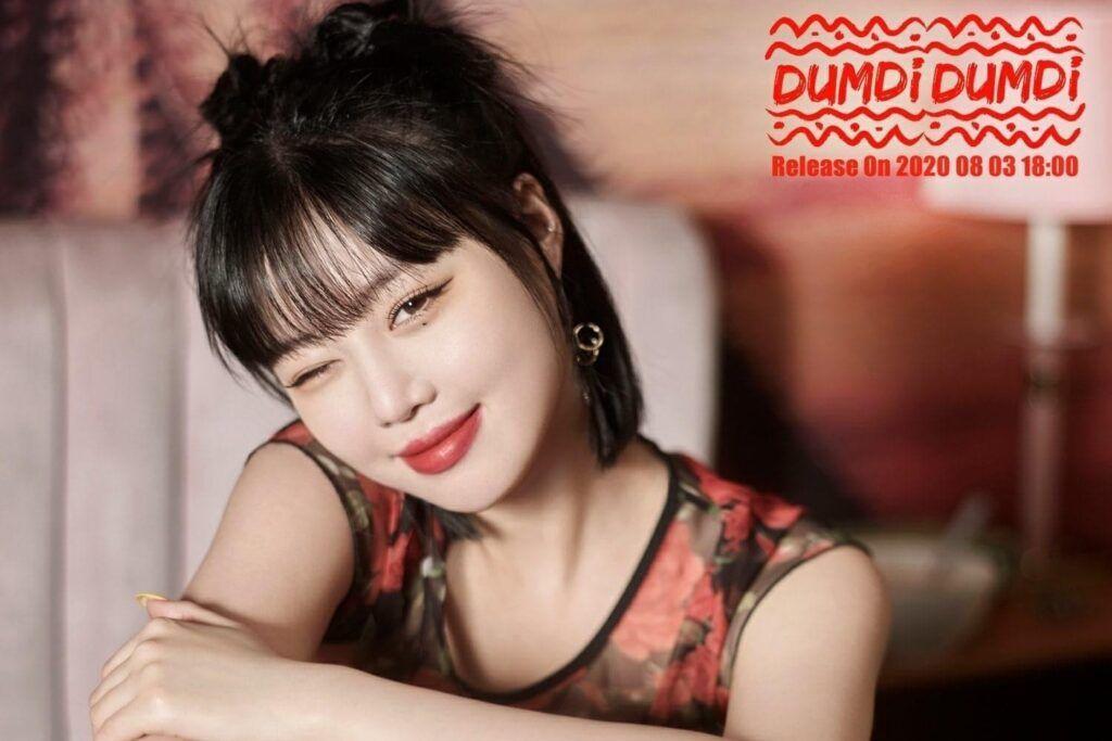Soojin, integrante do (G)I-DLE