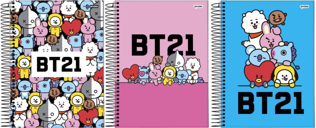 Cadernos de k-pop