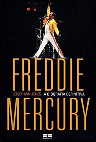 Biografia definitiva do Freddie Mercury