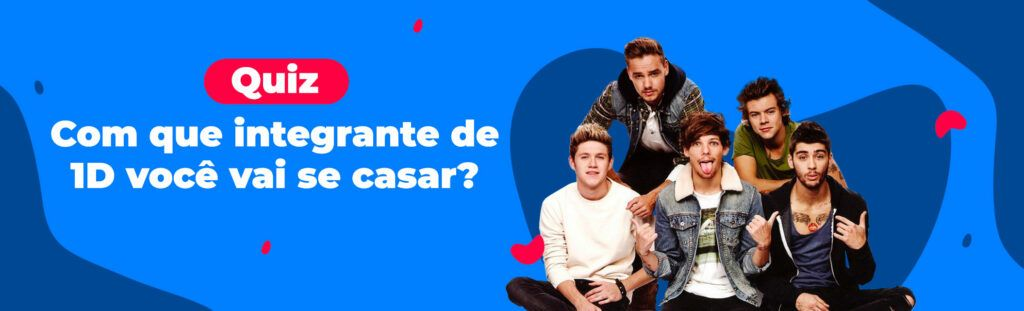 Quiz casar com One Direction