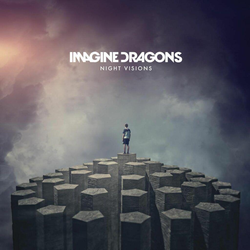 Capa do álbum Night Visions, do Imagine Dragons
