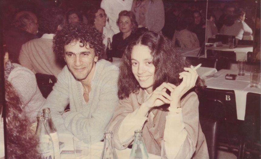 Caetano e Sônia Braga