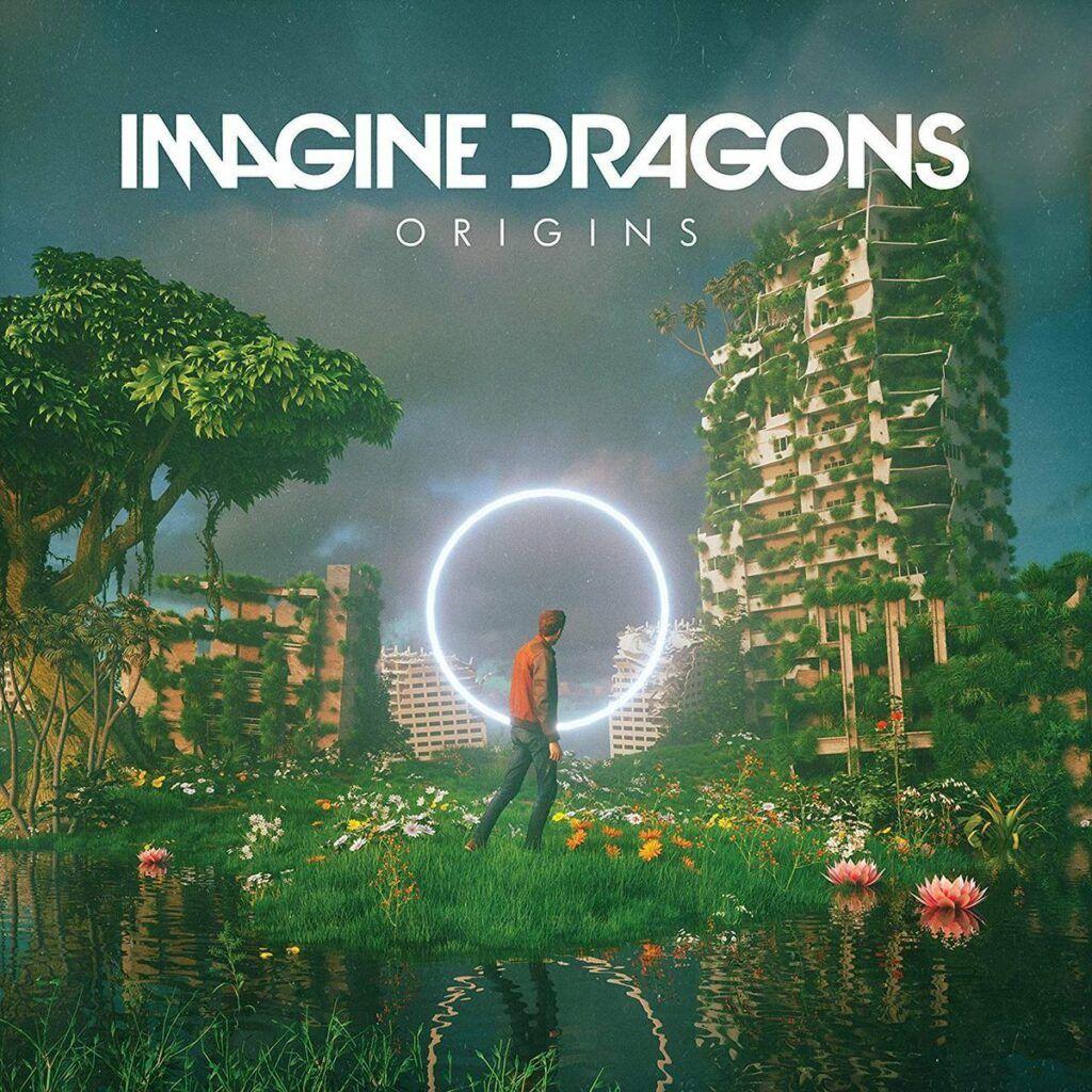 Capa do álbum Origins, do Imagine Dragons