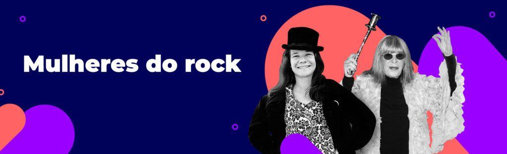 mulheres do rock