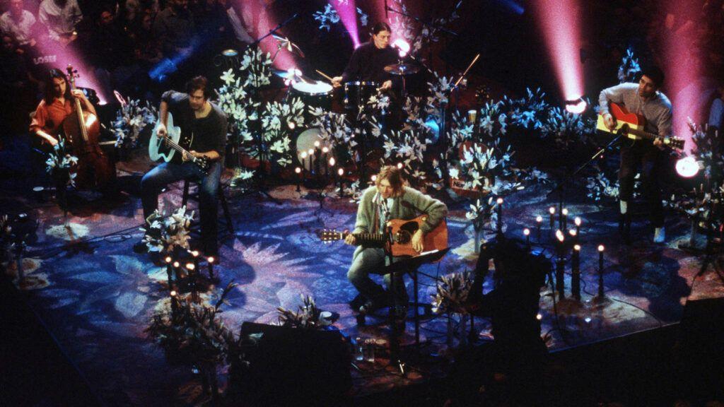 Acústico MTV Internacional: MTV Unplugged Nirvana