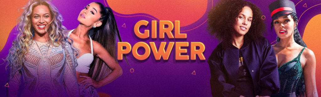 playlist girl power