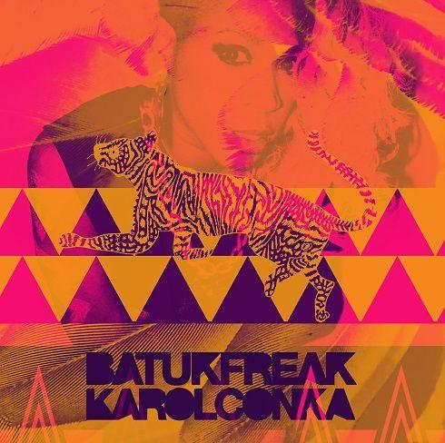 Capa do álbum Batuk Freak
