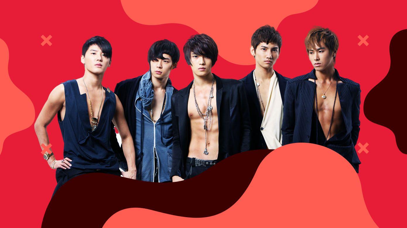 Conheça os membros do TVXQ, sucesso do k-pop