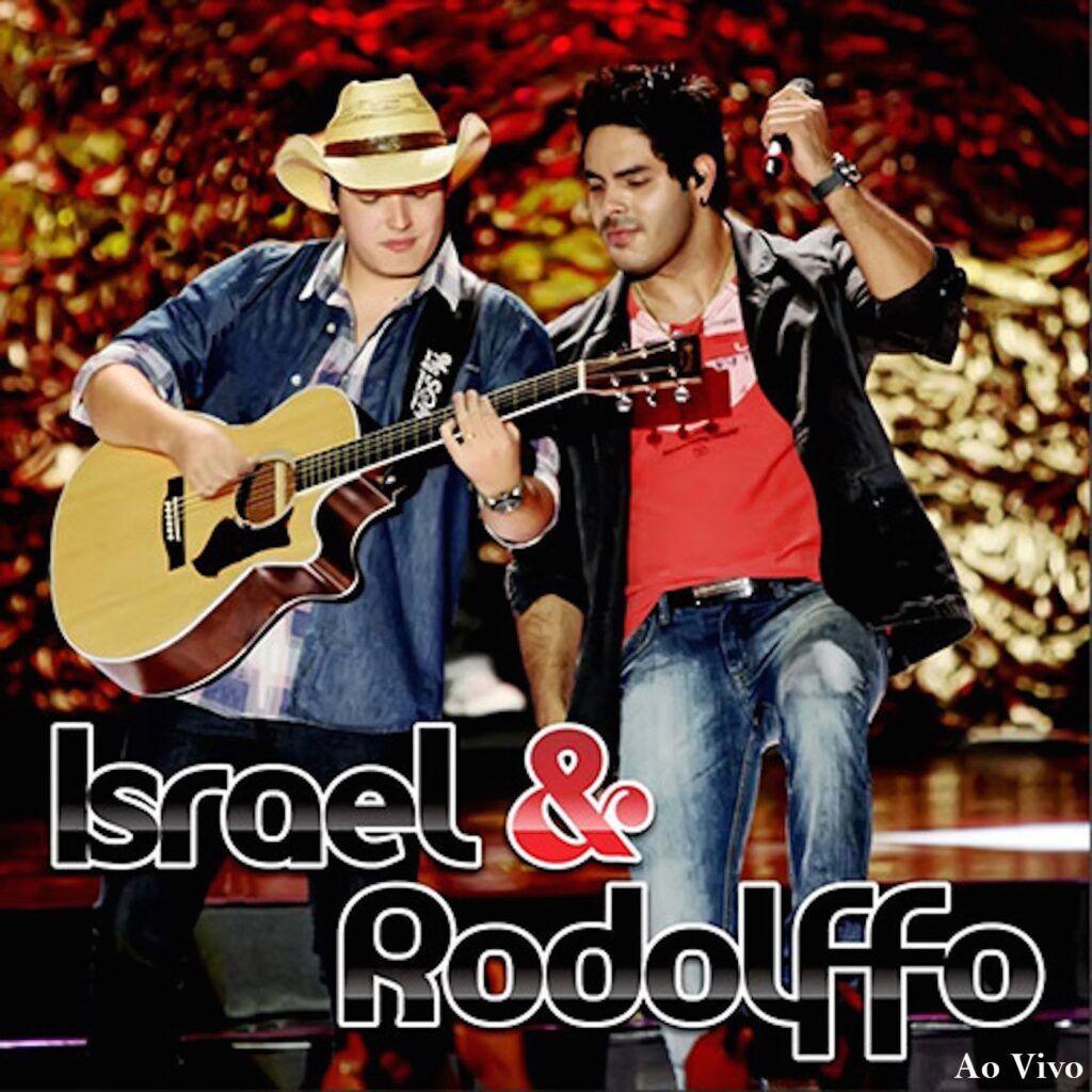 Capa do álbum Marca Evidente, de Israel e Rodolffo