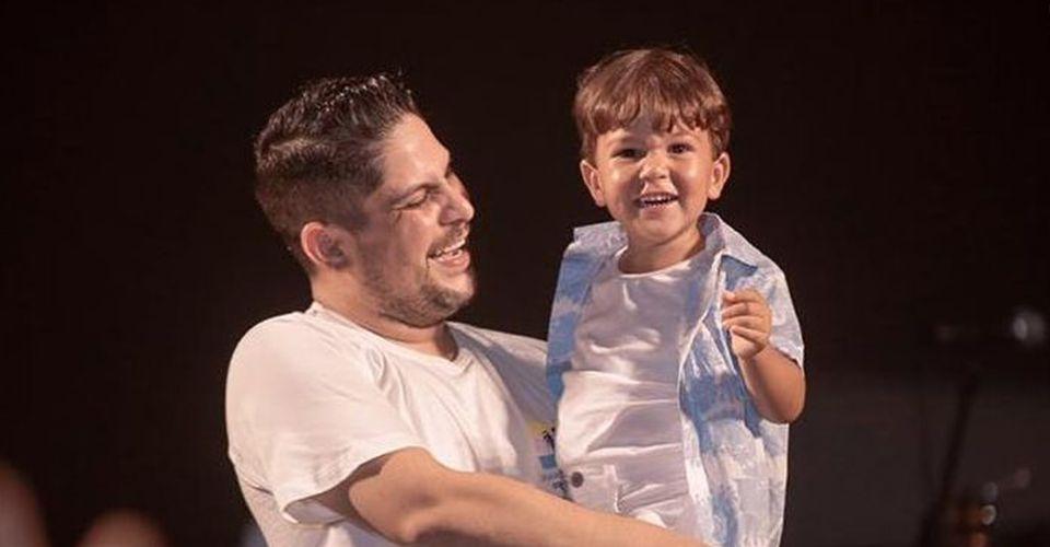 Jorge e filho