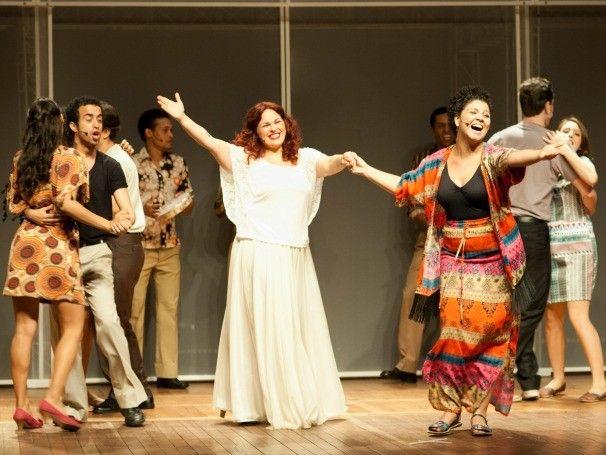 Cena de Andança — Beth Carvalho, O Musical
