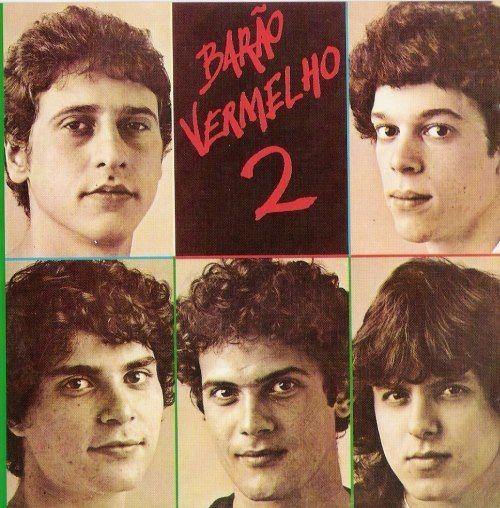 Capa do álbum Barão Vermelho 2