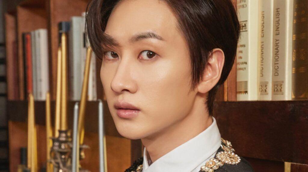 Eunhyuk, integrante do Super Junior