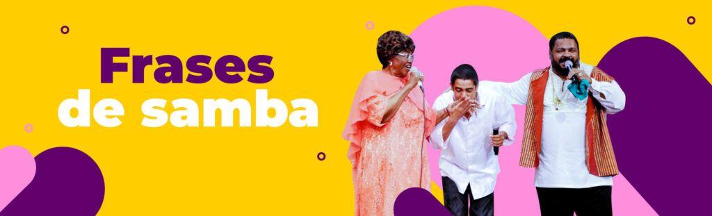 Frases de Samba