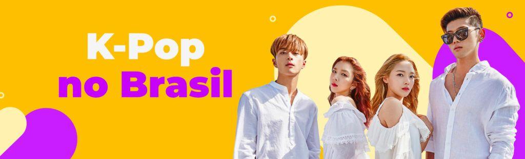 shows de k-pop no Brasil