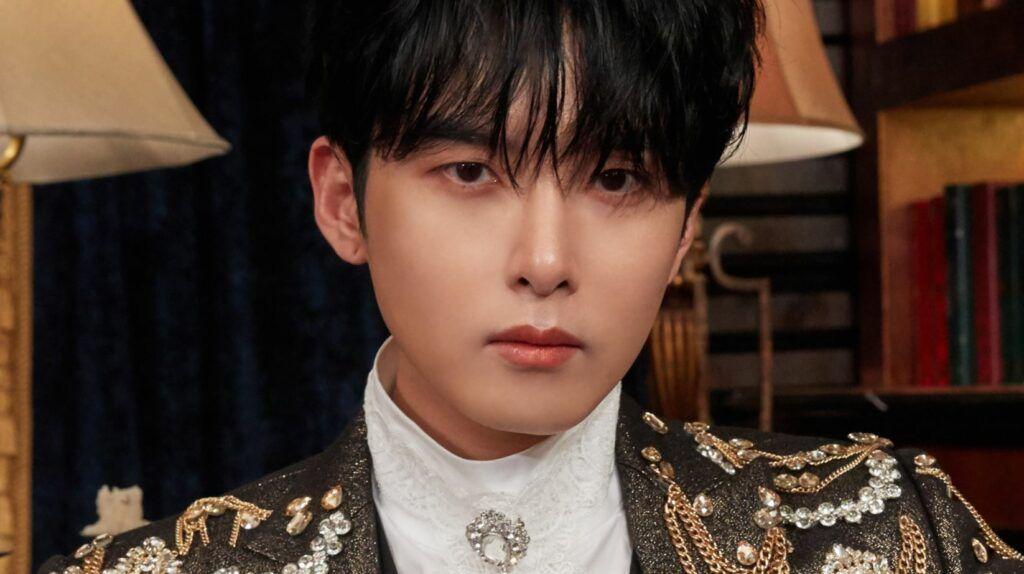 Ryeowook, integrante do Super Junior