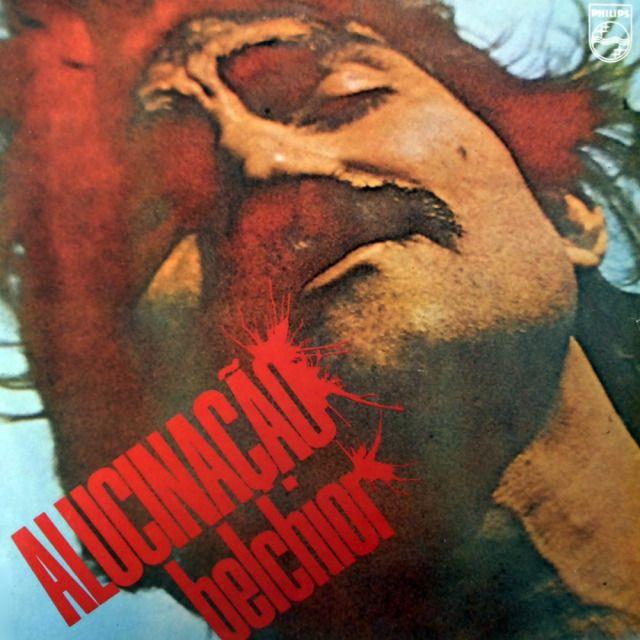 Capa do álbum Alucinação