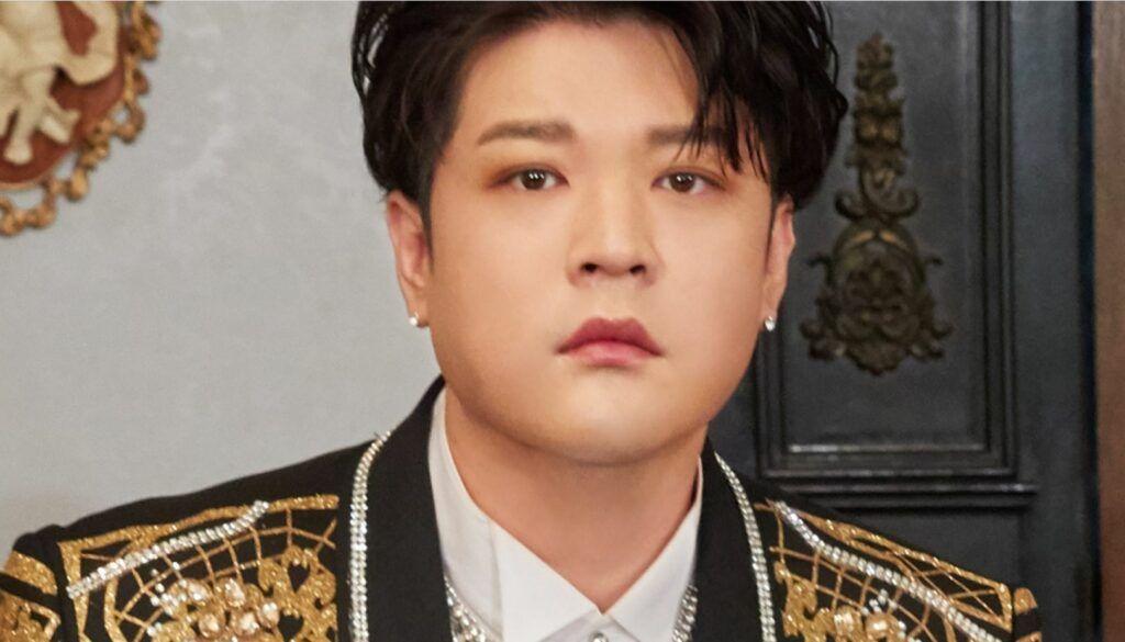 Shindong, membro do super junior