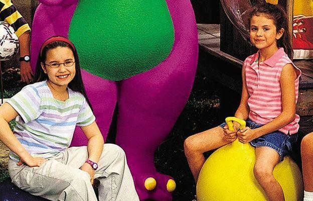 Demi Lovato Barney e Seus Amigos