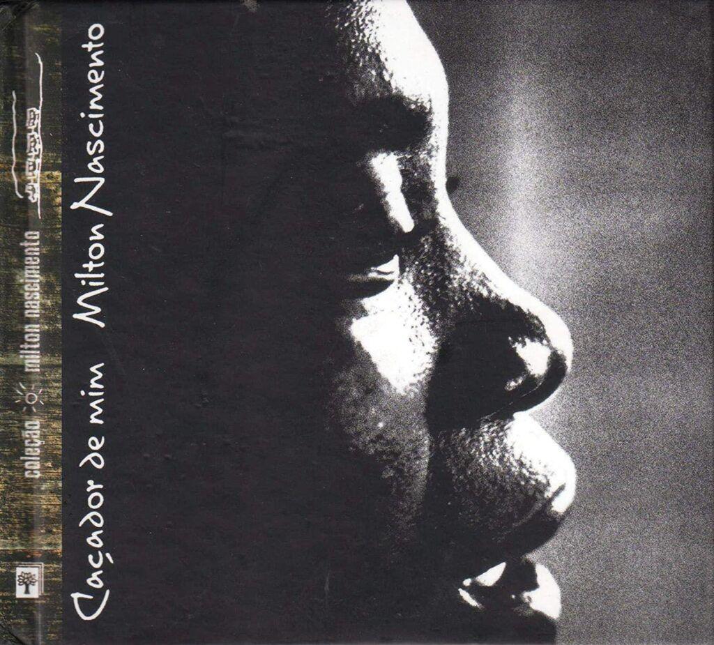 Capa do álbum Caçador de Mim, de Milton Nascimento