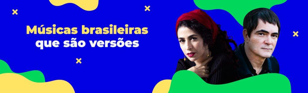 músicas brasileiras que são versões