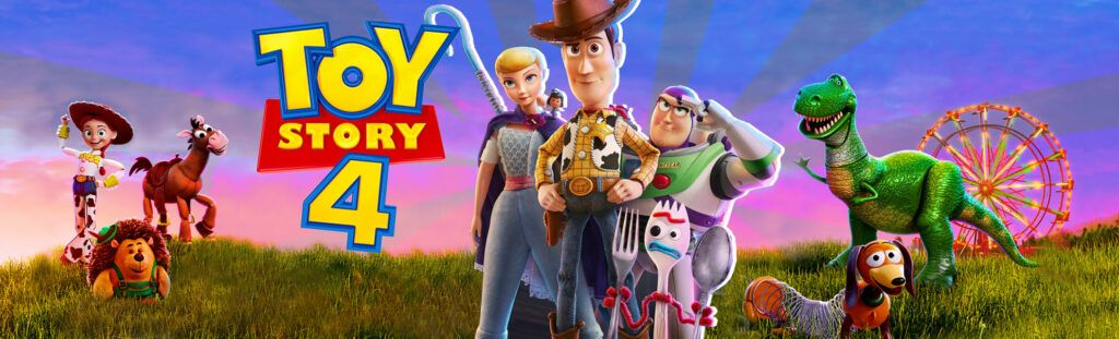 trilha sonora Toy Story 4