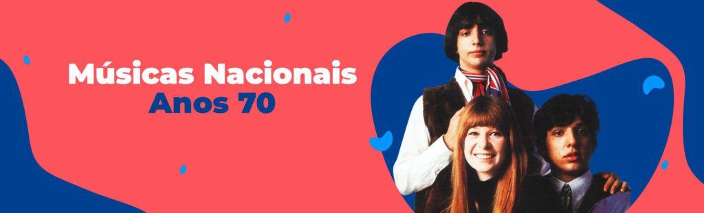 Músicas nacionais anos 70
