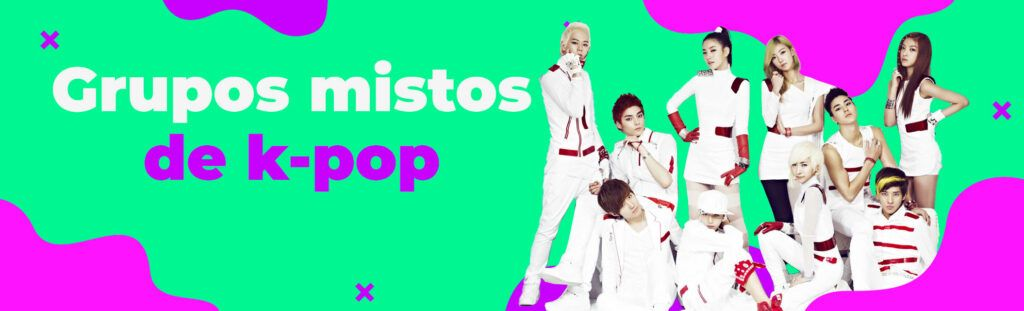 Grupos mistos de K-pop