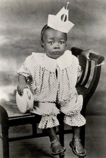 Milton Nascimento quando criança