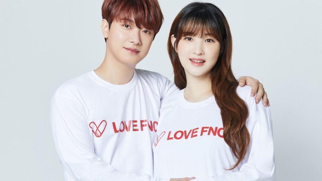 Minhwan e Yulhee
