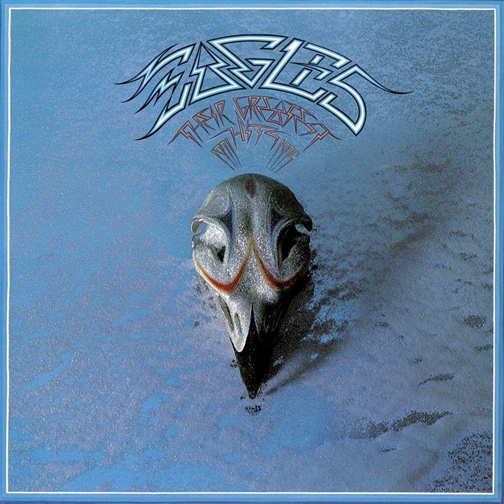 Capa do álbum Their Greatest Hits, dos Eagles