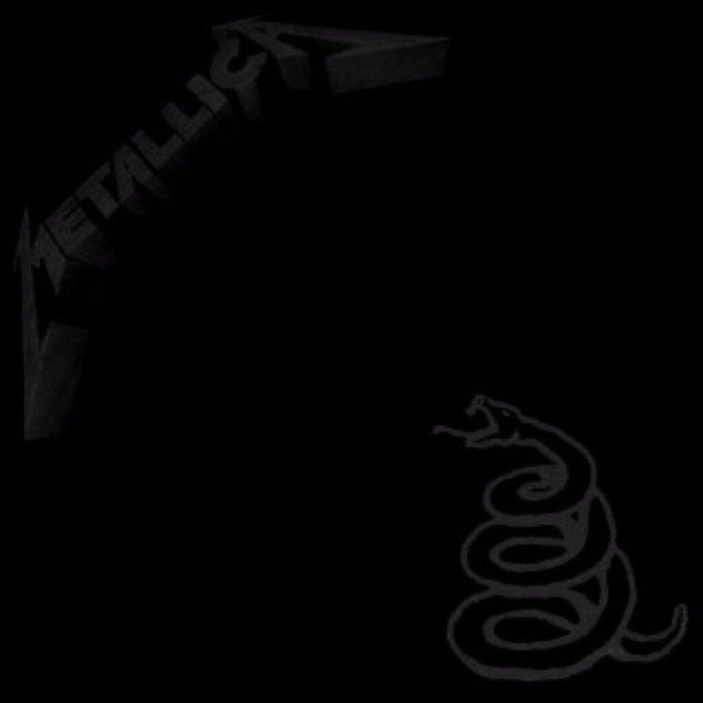 Capa do Black Album, do Metallica